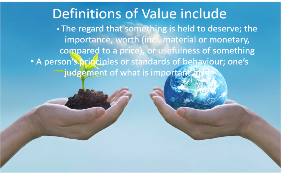 Get obsessed with Value! Part1